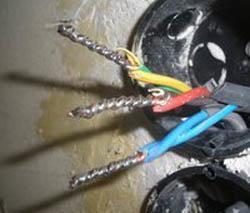 Правила электромонтажа электропроводки в помещениях. Махачкалинские электрики.