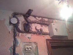 Замена электропроводки в Махачкале